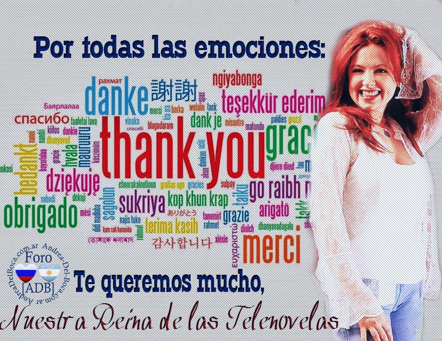 Gracias Andrea!!!